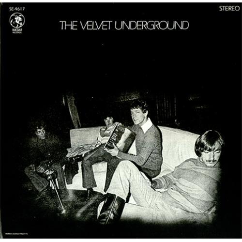 velvet underground albumhoes